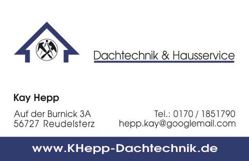 Dachtechnik & Hausservice Kay Hepp